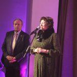 Nominantų pasveikinti atvyko Lietuvos Respublikos Seimo nariai Laimutė Matkevičienė ir Bronius Bradauskas