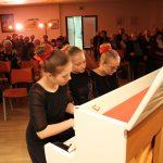 Vakarė Viktoravičiūtė, Augustė Grinevičiūtė ir Augustė Bulyginaitė