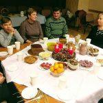 Vakarojimas su adventiniais valgiais