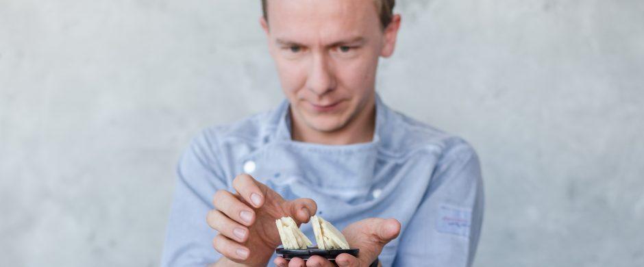 Garsiausias Lietuvos šefas: Maisto švaistymas – opi problema, su kuria reikia kovoti