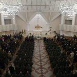 Tikėjimą liudijo kariūnai, kariai savanoriai ir šauliai