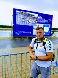 Ovidijus Manomaitis Europos jaunių ir jaunimo čempionate (Čekija)