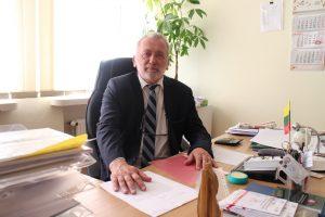 Elektrėnų ligoninės direktorius E. Niparavičius sako, kad situacija dėl koronaviruso yra daug rimtesnė nei atrodo