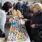 Kiaušinių dekoruotoja Nijolė Šeduikienė mugėje dalyvavo antrąkart