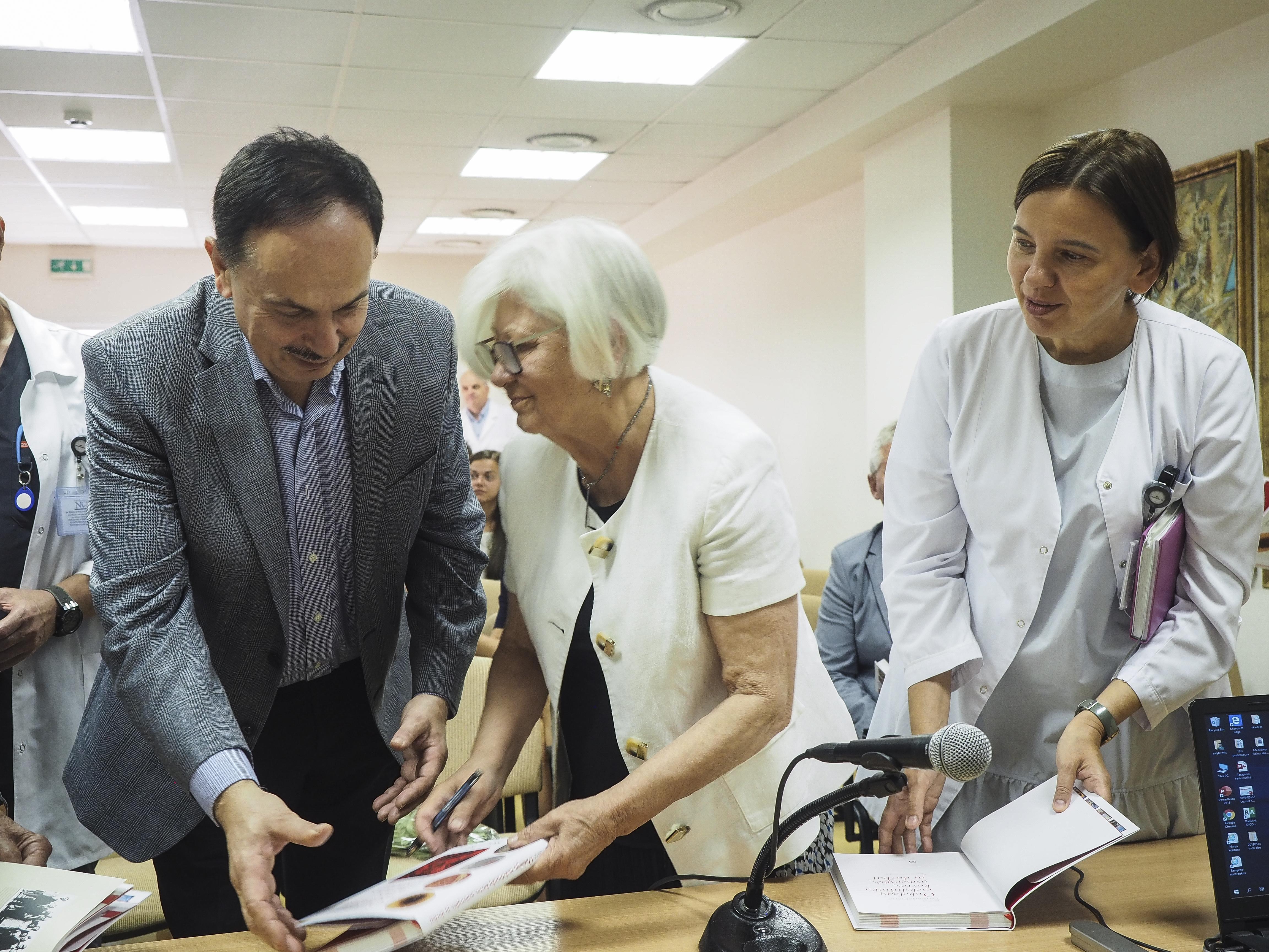 Kraštietė, prof. Janina Didžiapetrienė: tarnystė onkologijos mokslui ir pacientui svarbesnė nei asmeniniai interesai