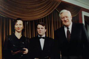 Nacionalinės kultūros ir meno premijos įteikimas 1997 m.