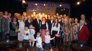 Lietuvių bendruomenė Bulgarijoje švenčia Kovo 11-ąją