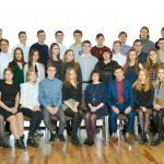 Vievio gimnazijos 15-oji (69-oji mokyklos) laida