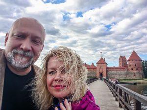 Adelė ir Augenis Kaspučiai