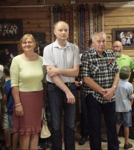 Stasaičių šeima parodai padovanojo nuotraukų iš savo archyvų