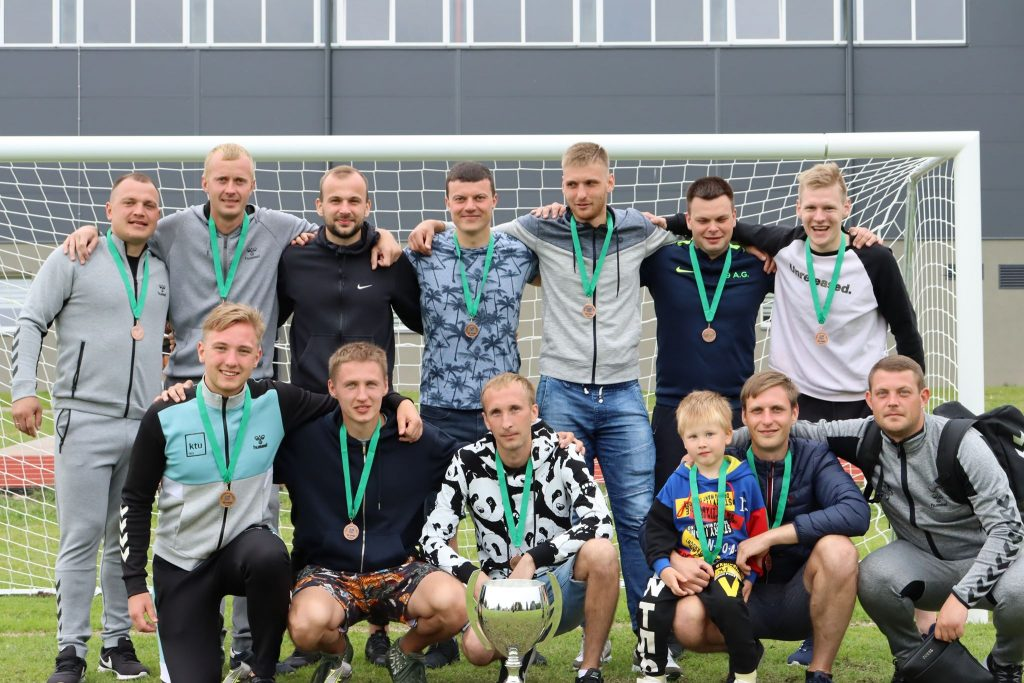 """Sėkmingas futbolo turnyras """"Elektrėnai Cup 2020"""""""