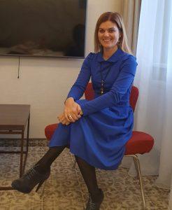Administracijos direktoriaus pavaduotoja Inga Kartenienė