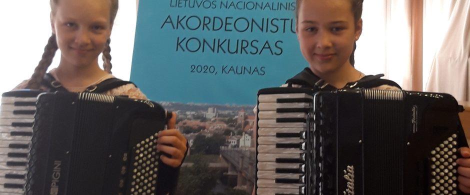 III Nacionalinis Lietuvos  akordeonistų konkursas – iššūkiai ir perspektyvos