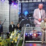"""Kalba dainos """"Elektrėnų žiburiai"""" žodžių autorius, Elektrėnų garbės pilietis S. Žlibinas"""