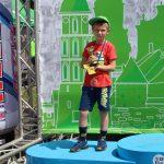 Vienas greičiausių vaikų - Aurimas Zelenkauskas