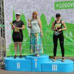 Antrąją ir trečiąją vietas šiaurietiško ėjimo rungtyje užėmė elektrėniškės Gita Dauksevičienė ir Deimantė Ruseckienė