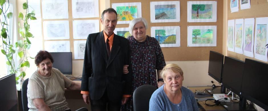Balceriškių bibliotekai 65-eri – nuo knygų klubo iki vienintelio kaime likusio kultūros židinio
