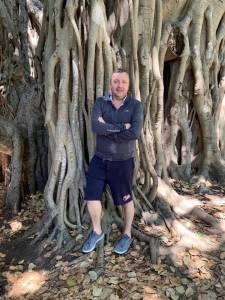 Antano Guogos aistra kelionėms