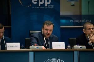 Darbas Europos Parlamente