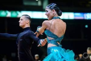 Finalinis šokis varžybų metu