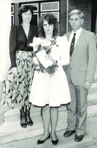Marijona, Asta ir Zenonas Belickai