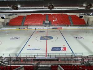 Elektrėnuose ledo ritulio veikla sustabdyta iki spalio 25 d. Dariaus Kasparaičio ledo ritulio mokyklos nuotr.