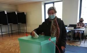 Elektrėniškė Danutė Marytė galėtų būti įkvepiantis pavyzdys didžiajai daliai lietuvių, kurie neatėjo balsuoti. Šiemet į rinkimus elektrėniškė atėjo pasiramsčiuodama lazdele ir sako, kad nėra praleidusi nė vienų rinkimų