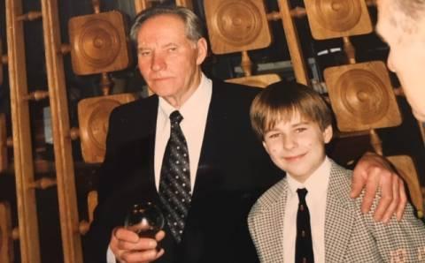 Vilija Grinevičienė (Noreikaitė) apie Elektrėnus, save ir tėtį, legendinį Elektrėnų elektrinės direktorių
