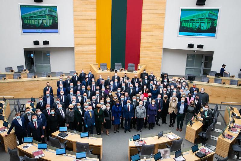 Ką nuveikė 2016–2020 metų kadencijos Seimas?