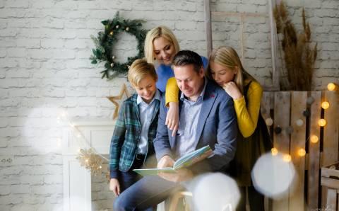 Mūsų šeimos knyga kiekvienai šeimai