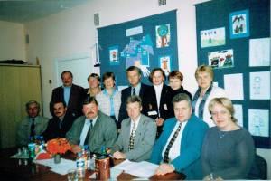 PIAT pristatymas Elektrėnų savivaldybės seniūnams EBIC