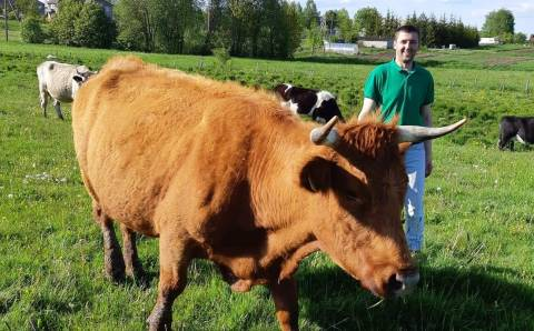 Ūkį kuria, investuodami užsienyje uždirbtus pinigus