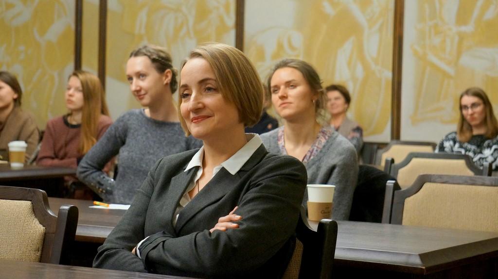 Vilniaus universiteto Lietuvių ir literatūros katedros vedėja  B. Speičytė apie daugiatautiškumą ir mūsų amžiaus skaudulius