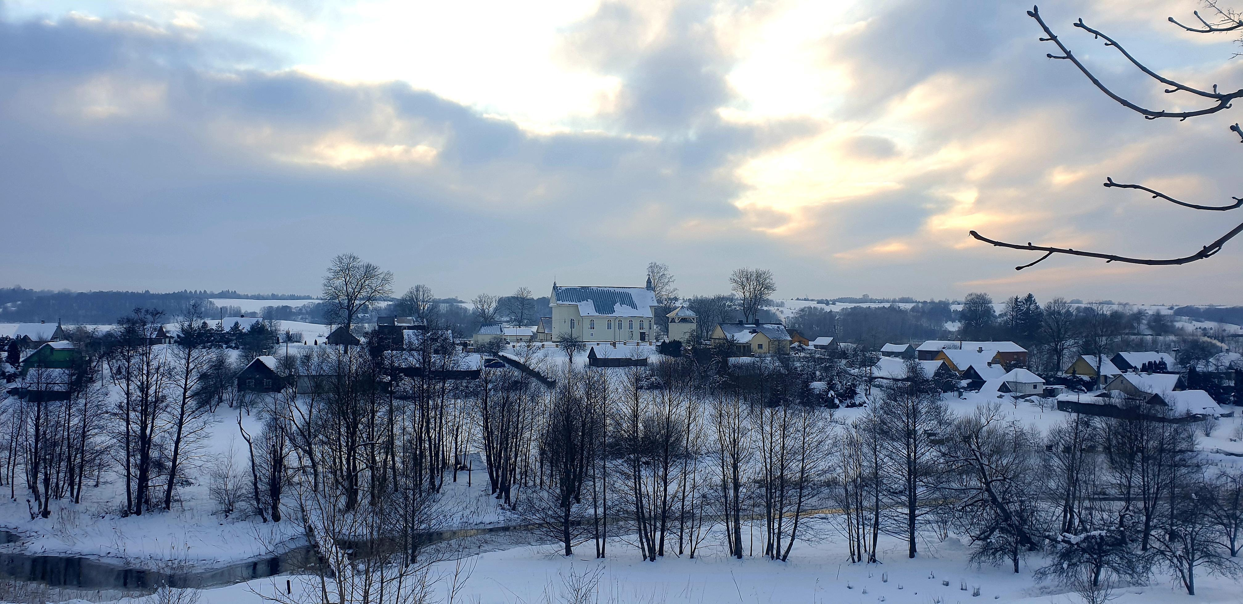 Semeliškėse, seniausiame savivaldybės miestelyje, valstybės saugomoje urbanistinėje vietovėje