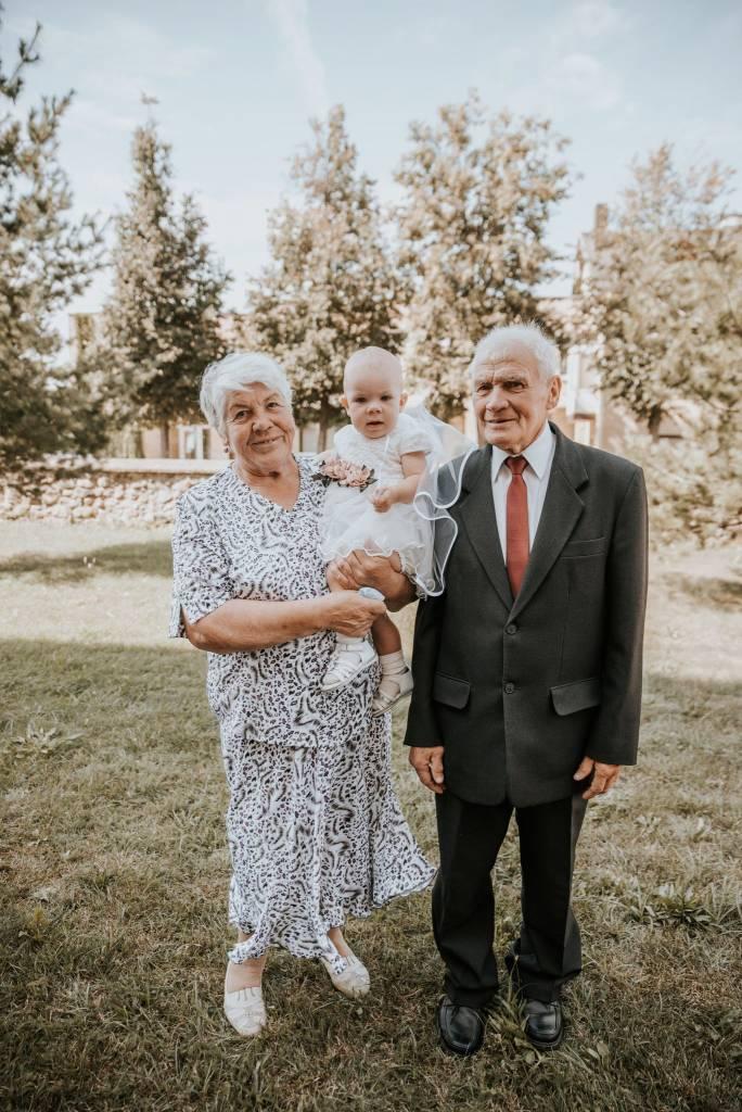 50 metų kartu: juk tai meilė