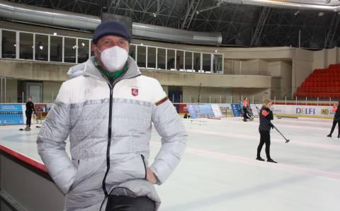 Elektrėnuose pirmą kartą suorganizuotas Lietuvos akmenslydžio čempionatas
