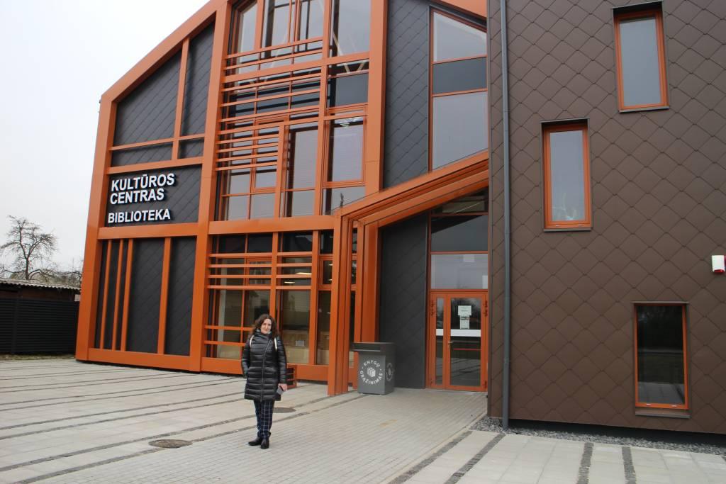 Balandžio 15-oji – Kultūros diena. Naujojo  kultūros centro atidarymo belaukiant: diena prieš rytojų