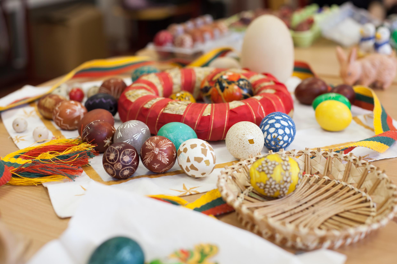 Gražiausia pavasario  šventė – Velykos