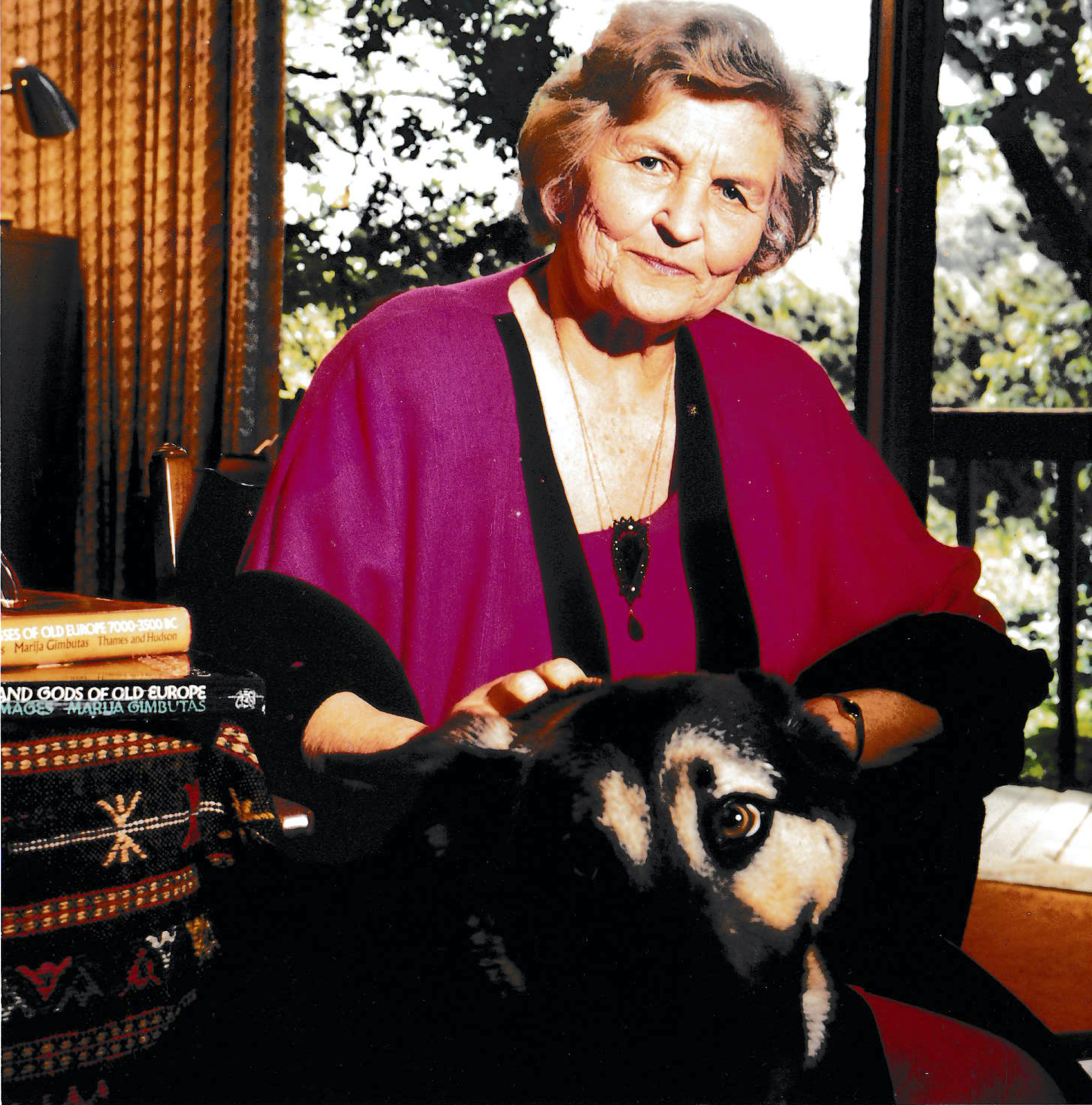 Žymiosios Marijos Gimbutienės įžvalgos sukosi apie praeitį ir senojo pasaulio aidus