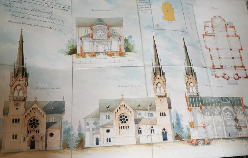 Vievio Šv. Onos bažnyčia saugo šimtmečių istoriją