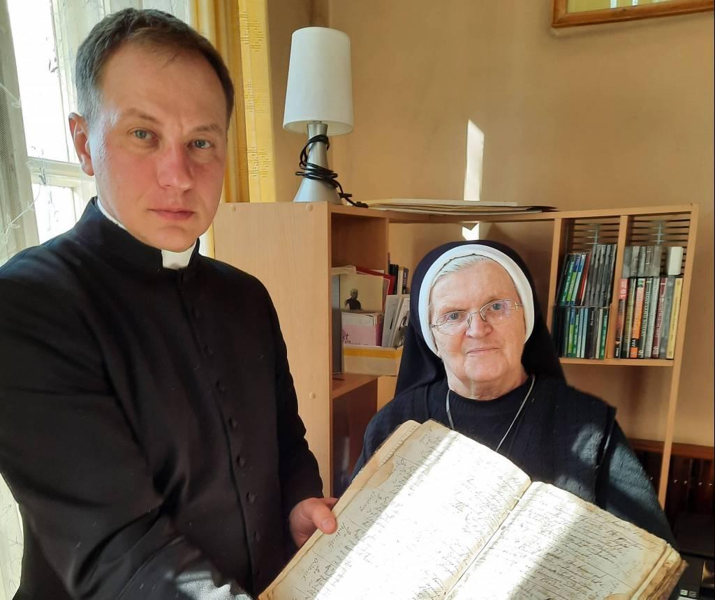 Atviri Kernavės bažnyčios archyvai