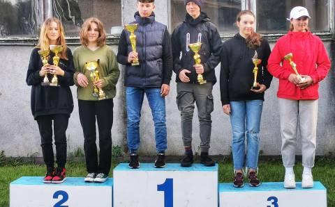Lietuvos buriavimo taurėje – elektrėniečių triumfas