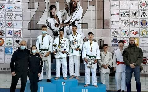 Elektrėnuose vyko Nacionalinės dziudo asociacijos Lietuvos jaunių čempionatas