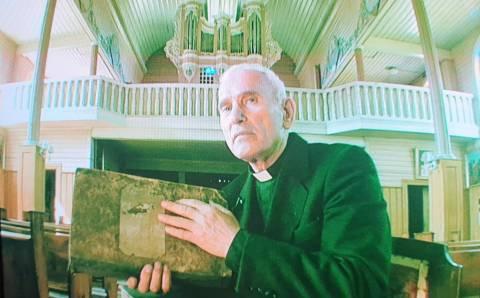 Semeliškių bažnyčios rūsiai ir palėpė tebesaugo daug paslapčių