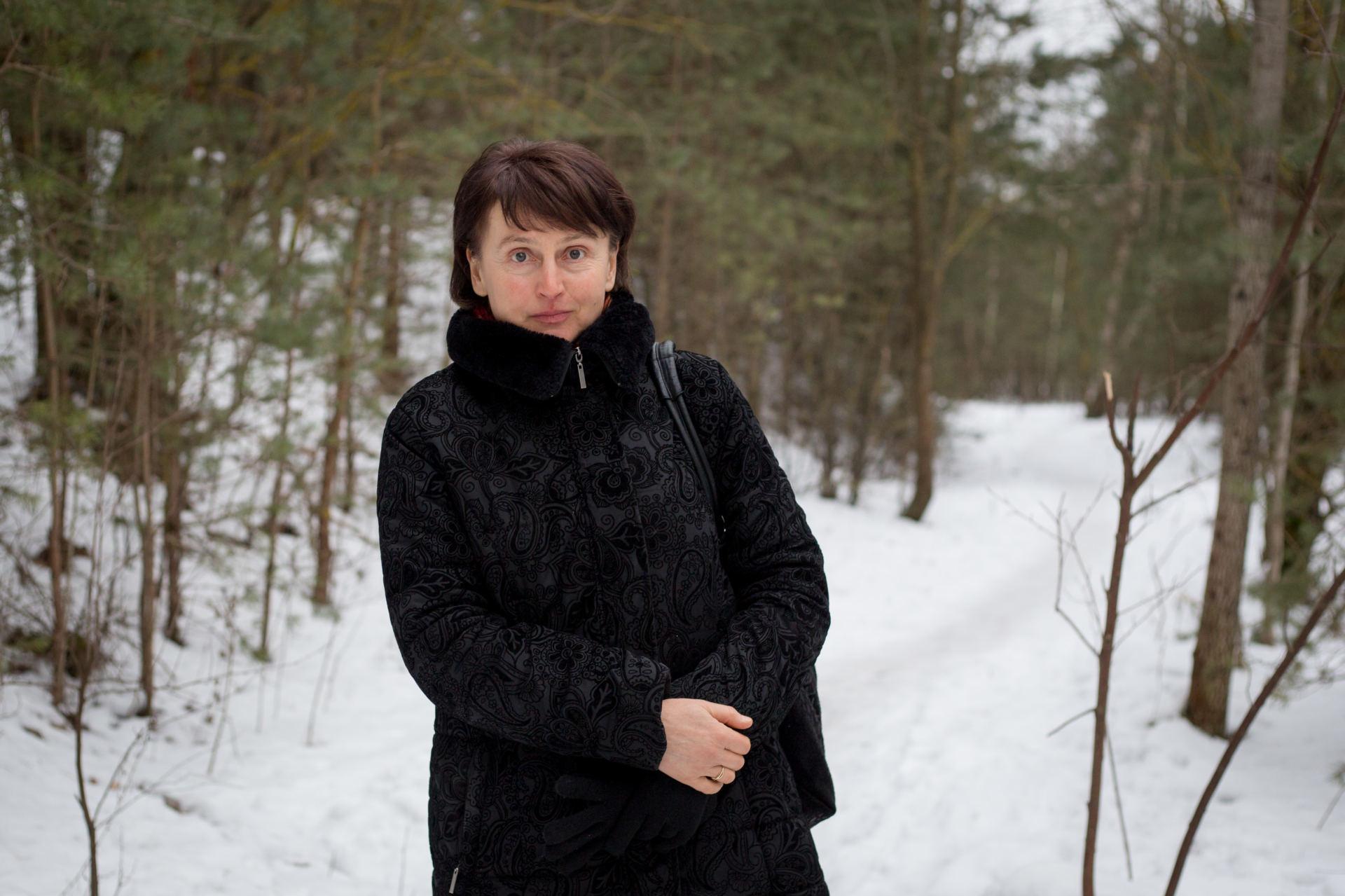 Miško medicina ragina kuo dažniau būti gamtoje