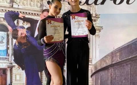 """Tarptautinis """"Reveranso"""" šokėjų pripažinimas"""
