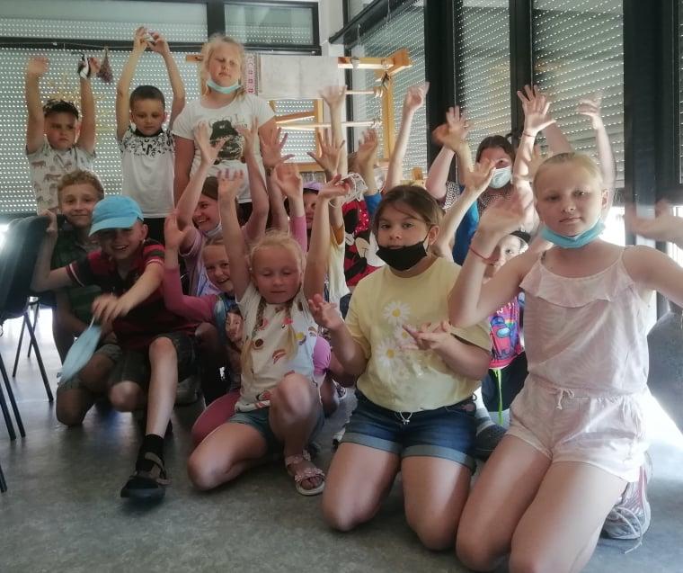 """Vaikų dienos stovykla  """"Duonos ir žaidimų"""" įvyko!"""