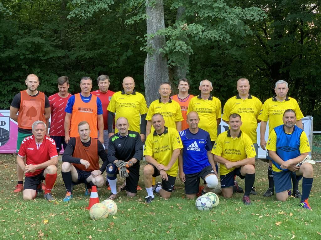 Veteranų futbolas