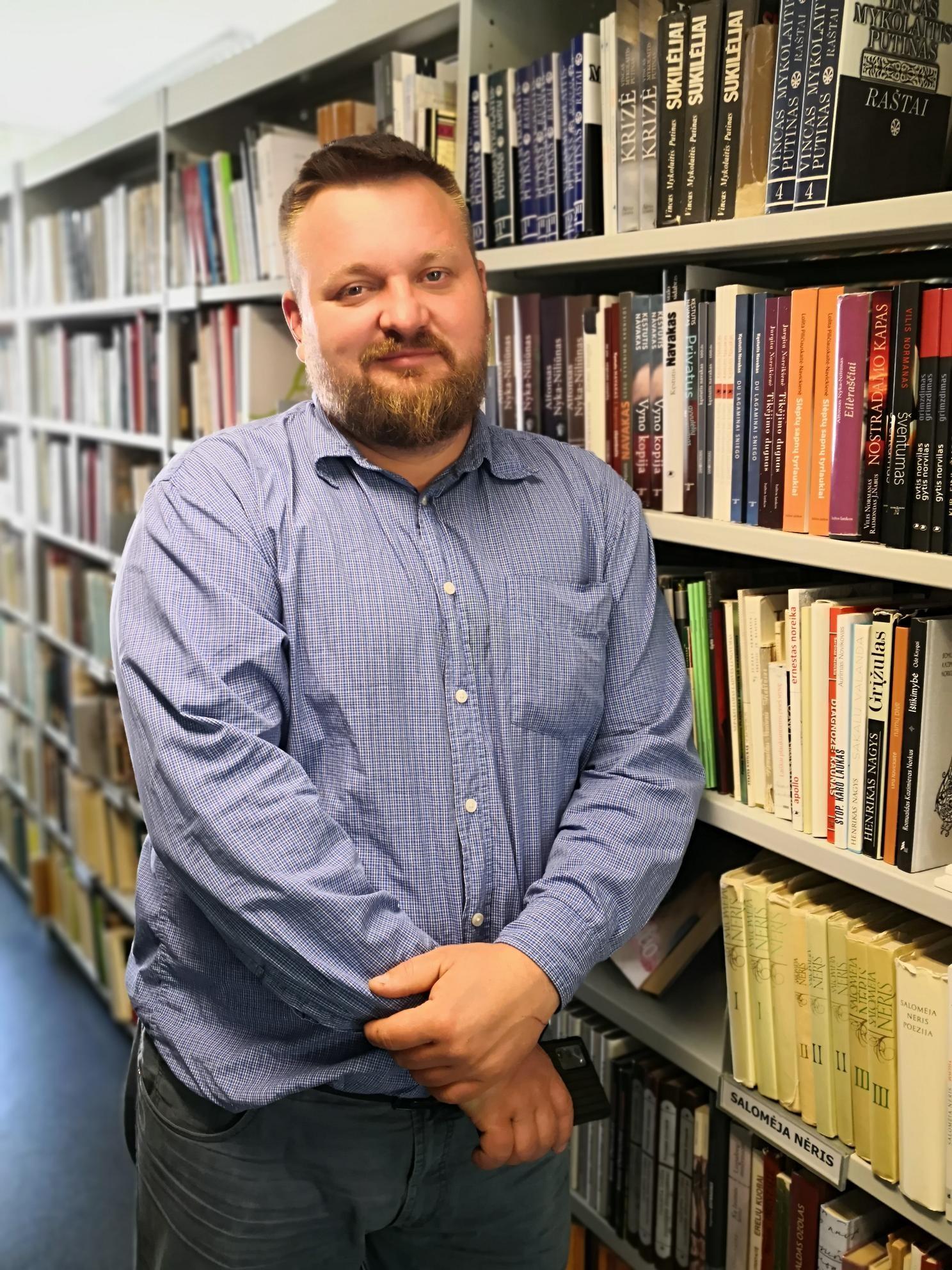 Pokyčiai ir iššūkiai Elektrėnų savivaldybės viešojoje bibliotekoje