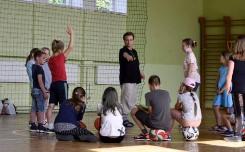 """Dieninė vaikų vasaros stovyklėlė """"Atrask vasaros džiaugsmus 2021"""""""